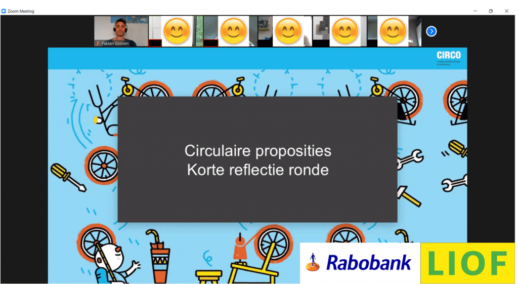 Circular economy webinar