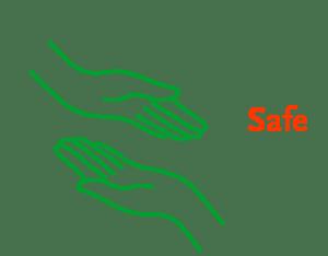 hands safe